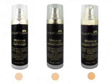 Goldflower Make-Up-Fluid 30 ml