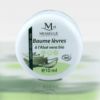 Maurice Messegue BIO Aloe Vera Lippenbalsam 10 ml