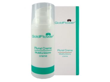 Goldflower Plural-Creme 50 ml